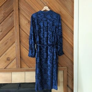Gal Meets Glam Dresses - GAL MEETS GLAM Frances Empress Damask Shirtdress